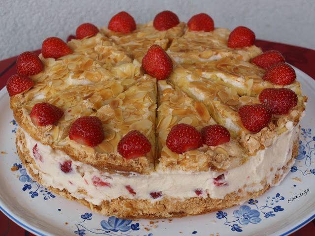 Notburga konyhája: George Hamilton torta