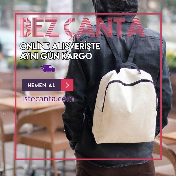 Web sitemizden vereceğiniz tüm siparişler aynı gün kargoda! 70'ten fazla model ile hizmet vermekteyiz. #bezcanta #aynigunkargo #hizliteslim #totebag