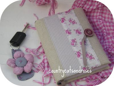 countrycatsandroses: Bag in lino ...e piccoli accessori per donne romantiche!