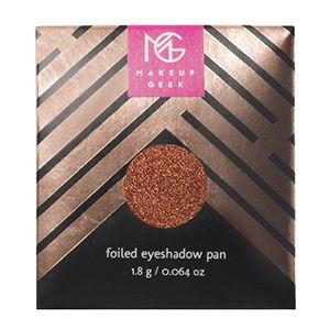 Makeup Geek Foiled Eyeshadow Pan in Flame Thrower