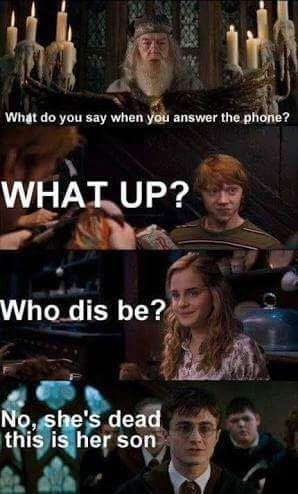 Image result for harry potter meme