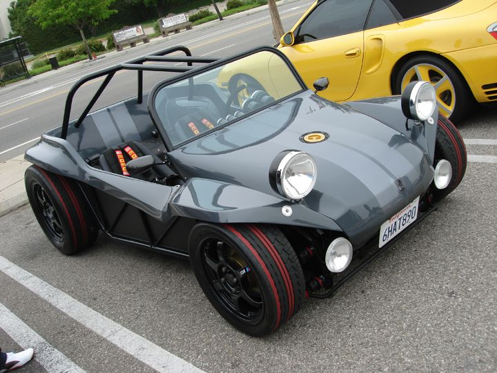 2009 VW Dune Buggy X Mojave always wanted one of these