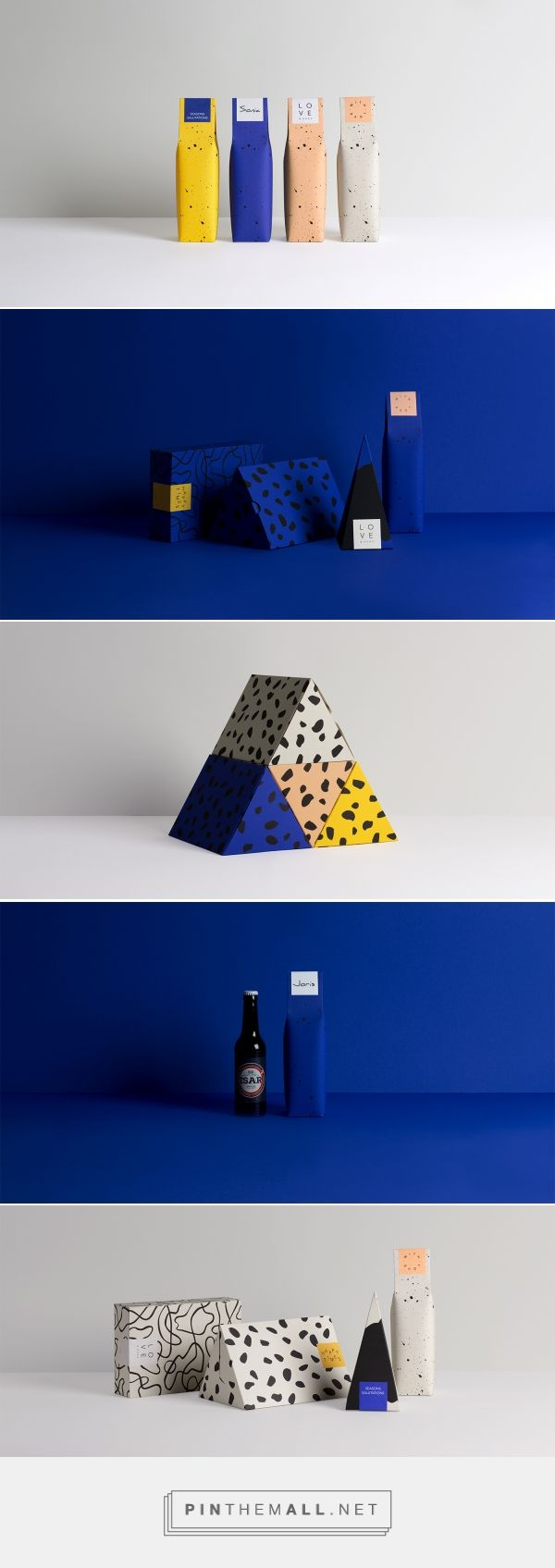 Wrappu - Rethinking Giftboxes design by Micha Kumpf  & Ngaire Wex - http://www.packagingoftheworld.com/2017/02/wrappu-rethinking-giftboxes.html