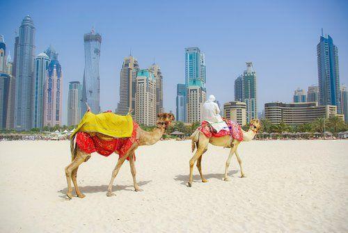 Dubai, United Arab Emirates - GOING in 3 weeks!