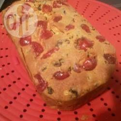 Recipe photo: Genoa-style fruit cake
