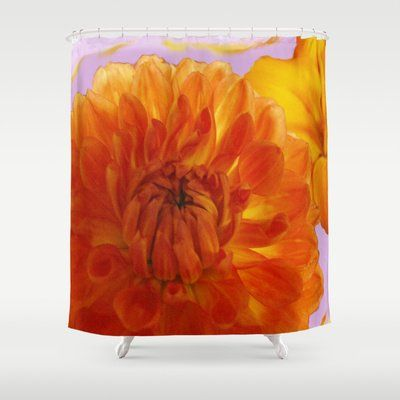 Best Tangerine Shower Curtain   Tangerine Orange Bathroom DecorBest 25  Orange bathroom decor ideas on Pinterest   Burnt orange  . Orange And Grey Bathroom Accessories. Home Design Ideas
