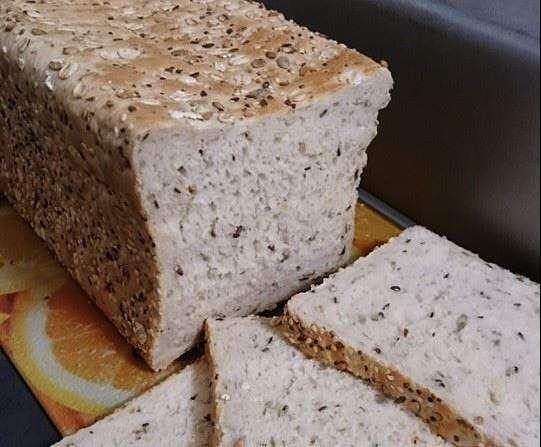 Recipe JUMBO 900G MULTIGRAIN BREAD by ThermomummaLailahRose - Recipe of category Breads & rolls
