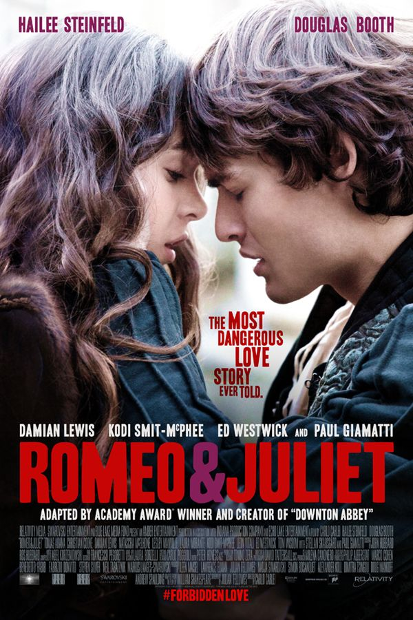 Romeo & Juliet starring Hailee Steinfeld and Douglas Booth - In theaters October 11th, 2013!