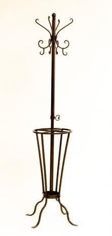 M s de 25 ideas fant sticas sobre percheros de pie en for Ganchos metalicos para percheros
