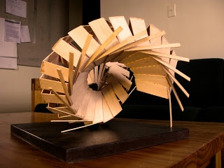 The Final Experiment: Art by Ian Kata: 3D Design Module Project