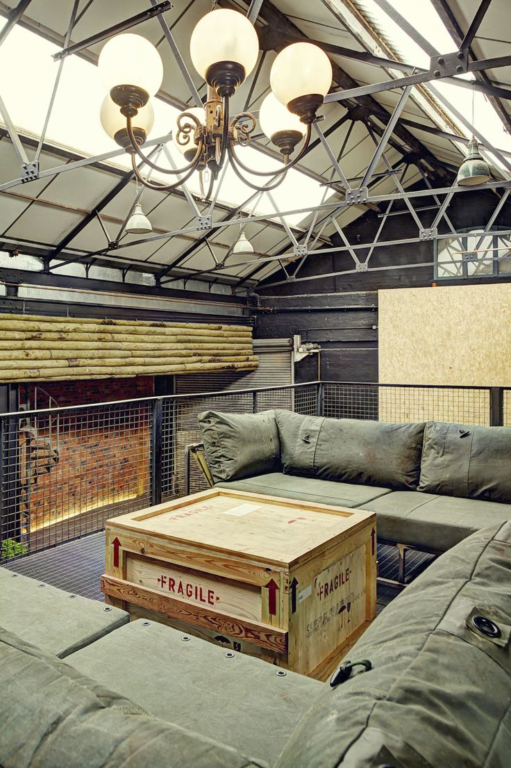 SHOOTFACTORY: other UK houses / Compound, Birmingham B3 | Loft, Living space