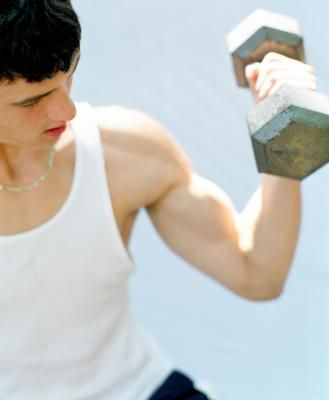 Weight Training for 13-Year-Old Boys | senior photography ...