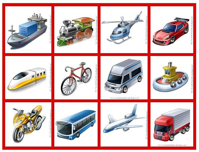 Medios de transporte (1)