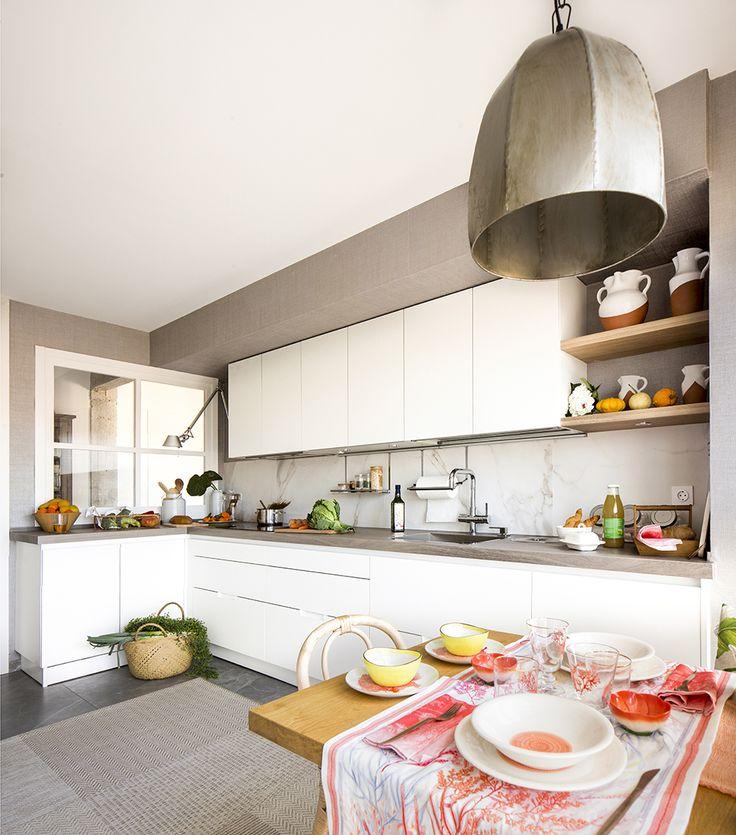 M S De 20 Ideas Incre Bles Sobre Cocina De M Rmol Blanco