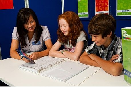 Small Group Tutoring with Qualified Teachers.