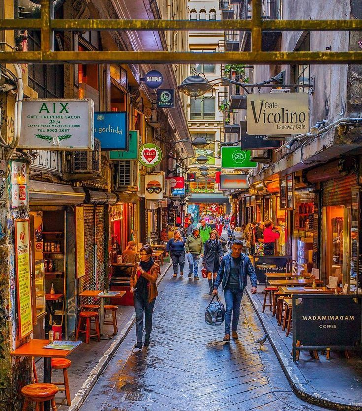 "13.3k Likes, 88 Comments - Melbourne (@visitmelbourne) on Instagram: ""There's always something new to discover in Melbourne's hive of bustling, creative laneways, with…"""