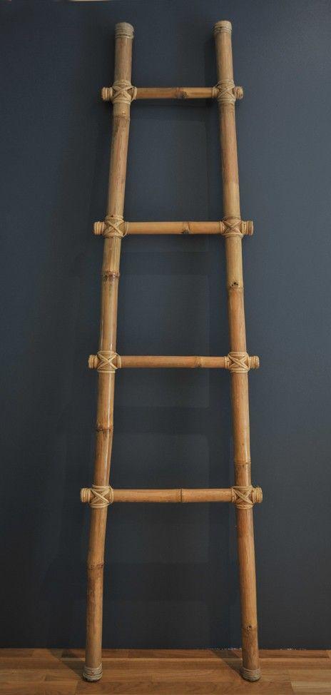 Echelle bambou Saniteck