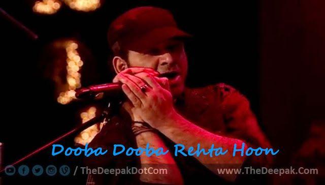 Dooba Dooba Guitar CHORDS + STRUMMING Mohit Chauhan | Silk Route