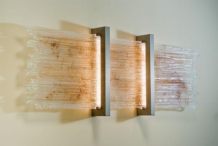 Wystrój wnętrz- lampa fusingowa