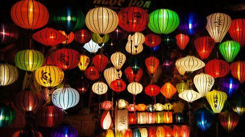 Full-moon Festival in Hoi An, Vietnam