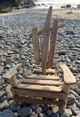 Cornish Driftwood Art Gallery - Dom Harvey