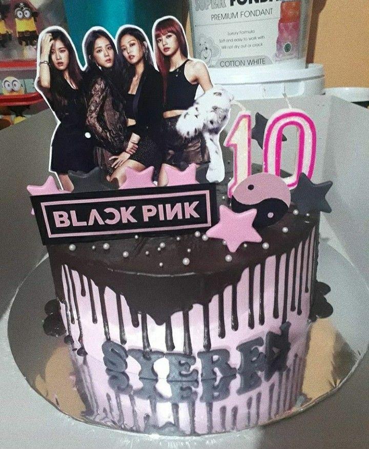Blackpink Birthday Cake Ideas Birthday Party Kpop Inspiration Birthdayparty Birthday Bir Birthday Cake Birthday Party Cake Christmas Cocktails Recipes