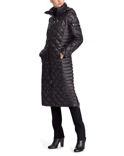 Lauren - Packable Quilted Down Jacket