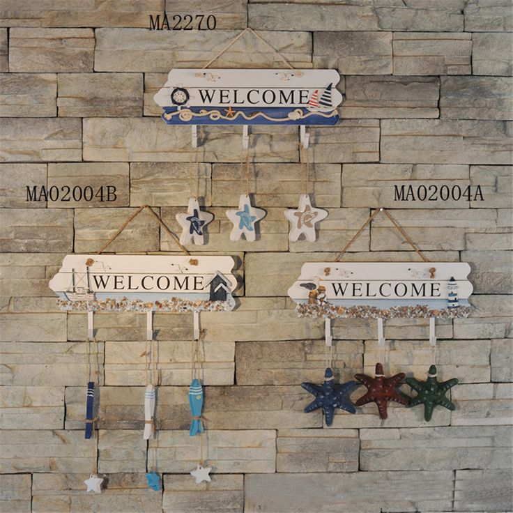 >> Click to Buy << PINJEAS Mediterranean Style Wooden Decor Wall Mounted Bathroom Home Deorations Clothing/Coat Sundries Storage Hooks Hanger  #Affiliate