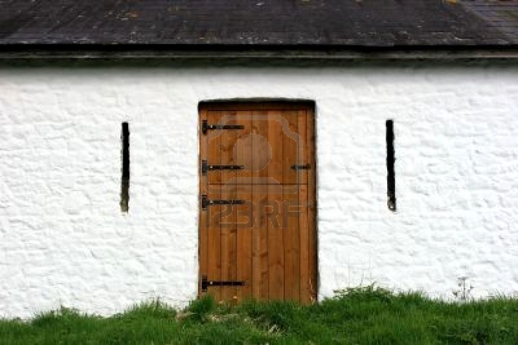 ancient lime-washed barn with charcoal roof and rustic door: Limes Wash, Barn Doors, Wooden Barns, Rustic Doors, Wash Barns, Barns Doors, Photo, Ancient Limewash, White Limes