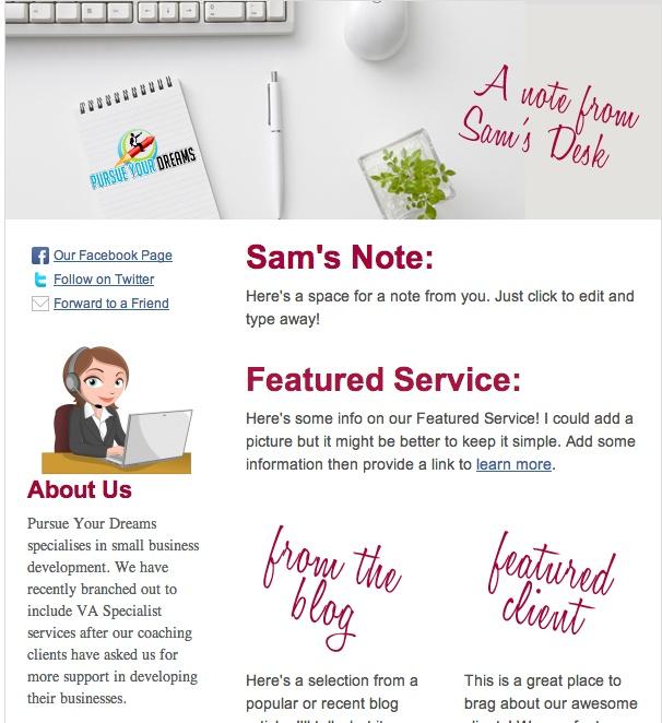 Best Church Newsletter Images On   Newsletter Ideas