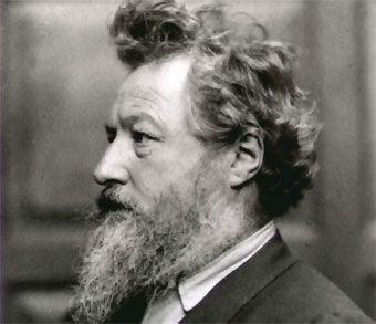 Biografia de William Morris