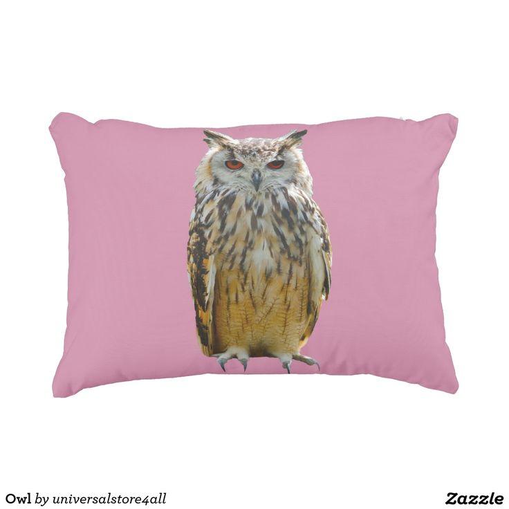 Owl Decorative Pillow