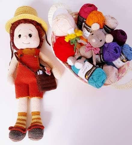 amigurumidoll crochet