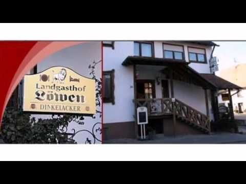 Landgasthof Löwen - Rottenburg - Visit http://germanhotelstv.com/landgasthof-lowen This cosy guest house in Dettingen is surrounded by the hills of the Rammert forest. It offers comfortable rooms varied cuisine and free private parking. -http://youtu.be/ukshY-OIhmA