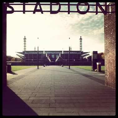 Stadion des 1.FC Köln ❤