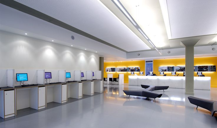 Commercial - Customer Centres - TinTab - Contemporary, bespoke, design & manufacturing in Newhaven, East Sussex