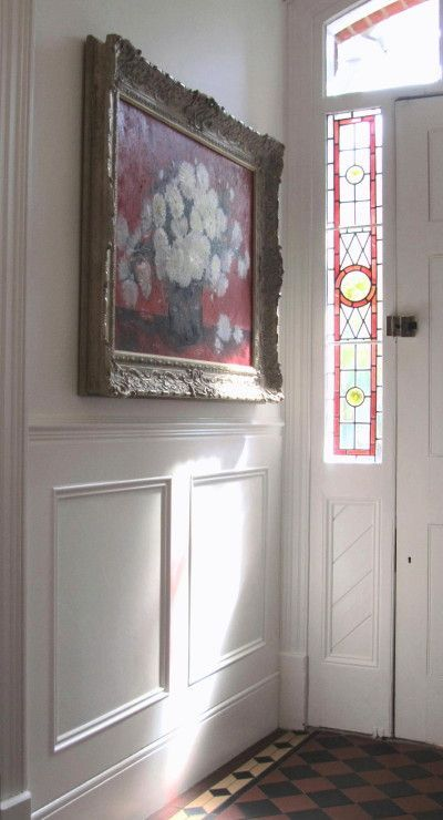 Wall Panelling Wood, Wall Panels, Painted,-Gallery