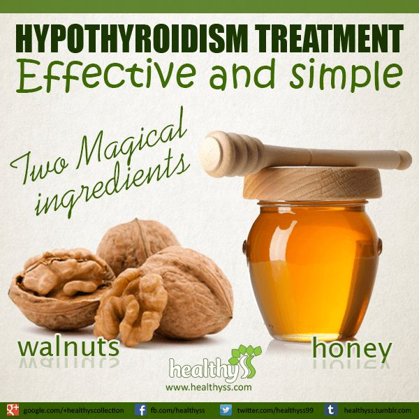 Hypothyroid Treatment Natural Cures