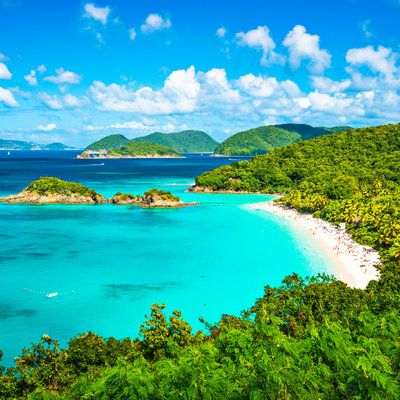 Get Paid to Vacation in the U.S. Virgin Islands This Year - Coastal Living