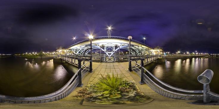 Gorgeous photo of the Tees Barrage #stockton