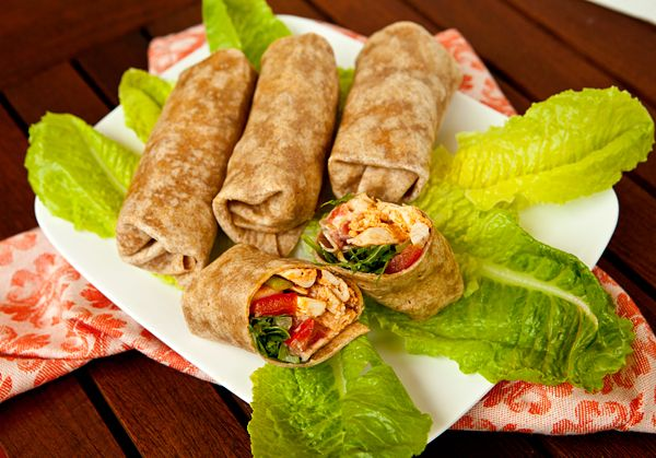 Buffalo Chicken Wraps | Recipe Rebuild
