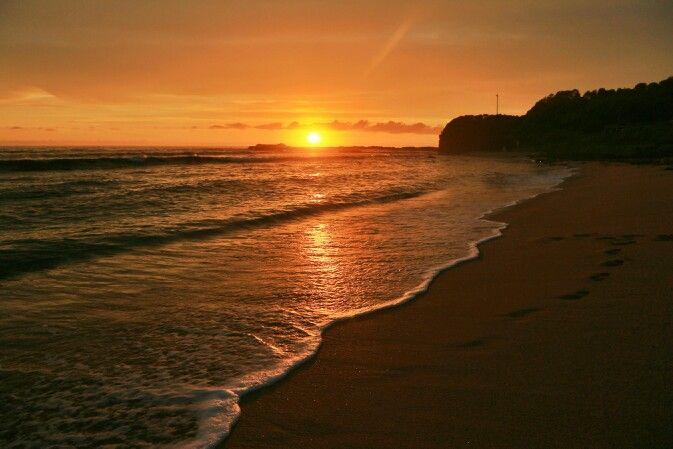 Werri Beach Sunrise in heaven