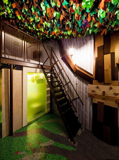 Destination Design: Wanderlust Hotel  http://design-milk.com/destination-design-wanderlust-hotel/#  you can choose from pantone, mono and whimsical rooms ... it's just all kinds of amazing!!