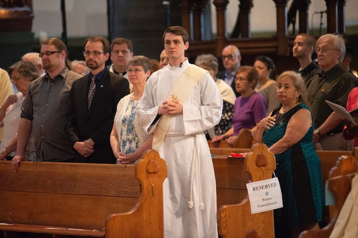 From the Ordination Mass of Paulist Father Evan Cummings