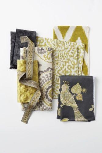 Soprano Fabric Collage