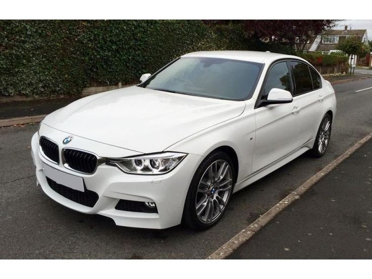 BMW 3 SERIES 2.0 320d M Sport #RePin by AT Social Media Marketing - Pinterest Marketing Specialists ATSocialMedia.co.uk