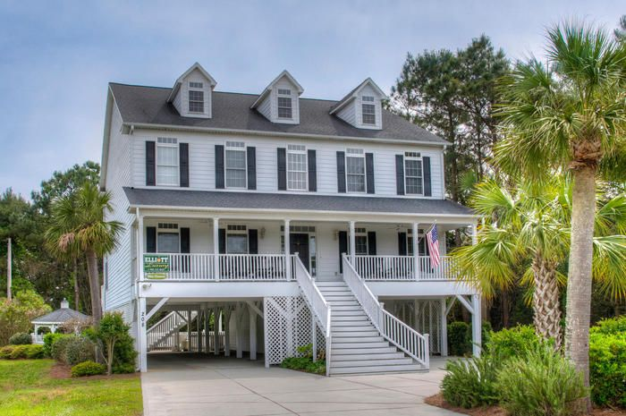 8 best images about my dream homes on the beach so hash for Dream home rentals