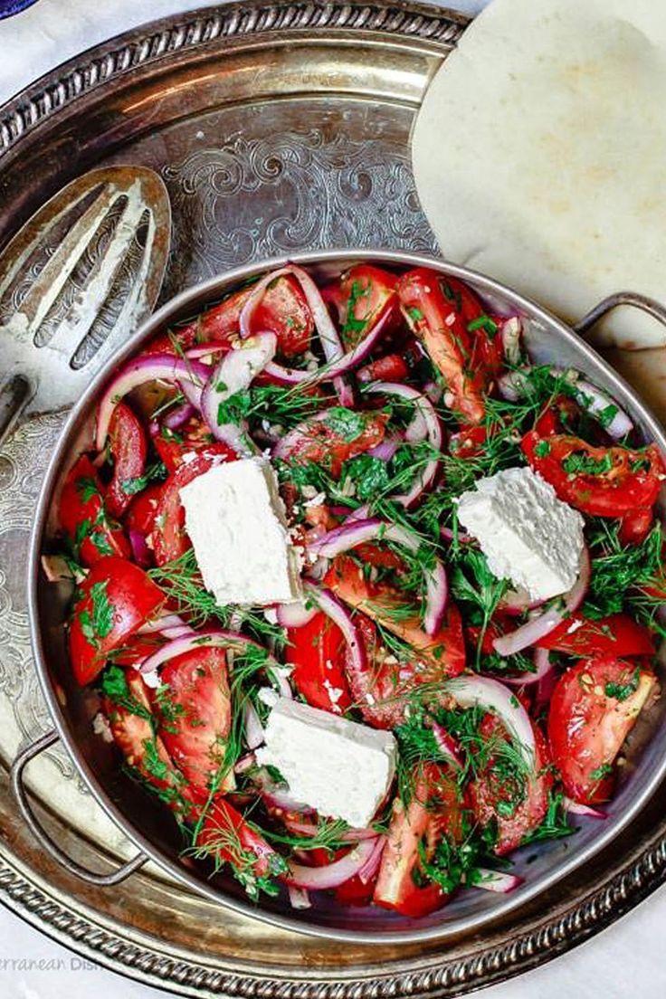 12 frische Tomaten-Rezepte, die Sie den ganzen Sommer lang essen sollten