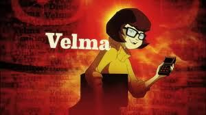Velma Dinkley - She's the brains of Mystery Inc. and manages to regularly save the day with research and observation.