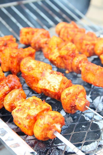 Tandoori Paneer Kebabs Recipes — Dishmaps